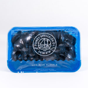 16 x 1KG Mussels in Modified Atmosphere Trays